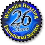 26-year-service-badge