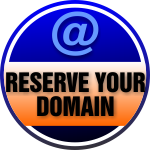 search for your new domain